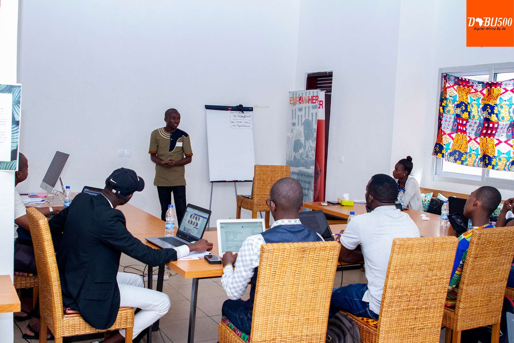 Formation marketing digital niamey