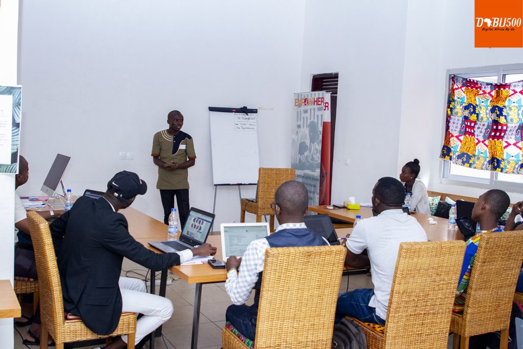 Formation Personal branding Abidjan